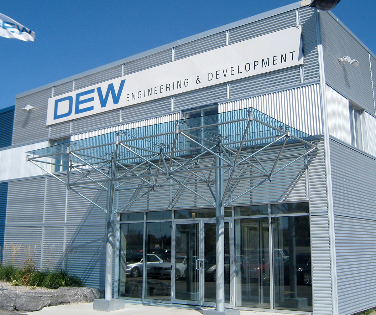 DEW Engineering & Development, Headquarters