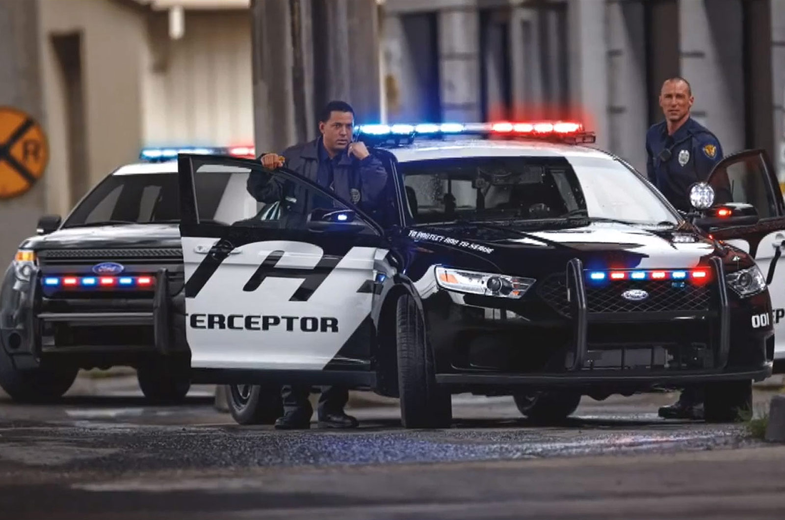 Police Protection: DEW PD Ballistic Armor